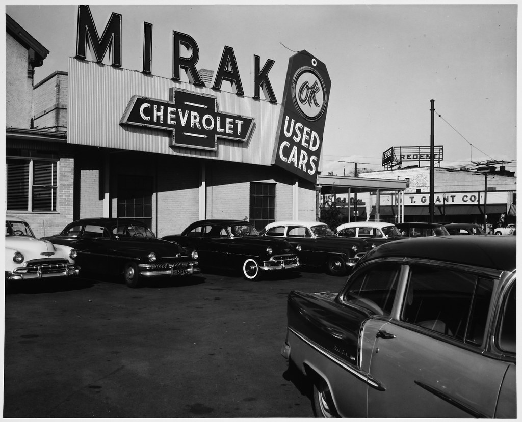 Symbols Daytime Price Tag Mirak Chevrolet Ok Used Car Flickr