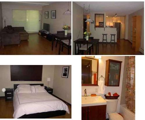 Recently renovated 1 Bedroom Condo premium downtown locati ...