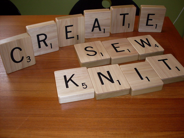 Giant Scrabble Tiles My Sister Made These For Me Aren T