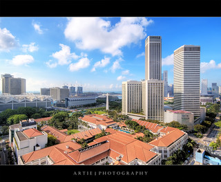 A Room With a View, Singapore :: HDR | by :: Artie | Photography :: Cya in Sept!