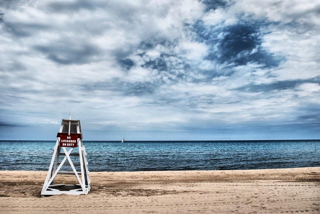 Gillson Park Beach Wilmette