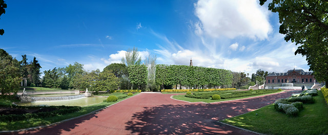 Palauet alb niz i jardins joan maragall marc flickr for Jardines joan maragall