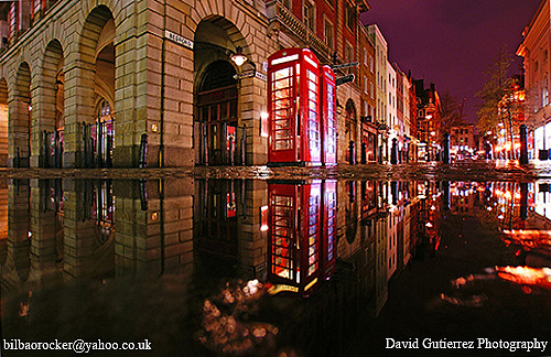 London Rain at Night ....in Covent Garden~~~~ | Please don ...