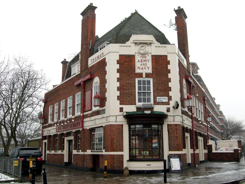 Stoke Newington London Restaurants