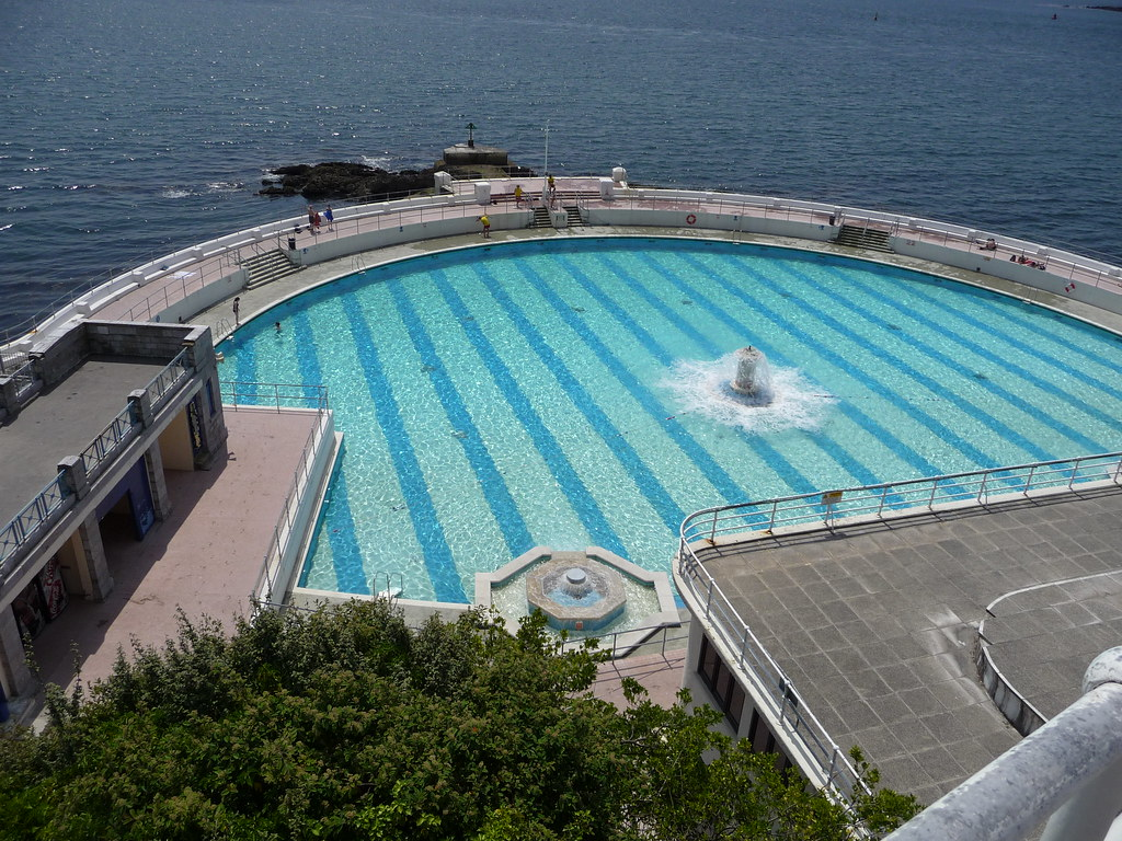 Tinside Swimming Pool Plymouth | Tinside Swimming Pool ...