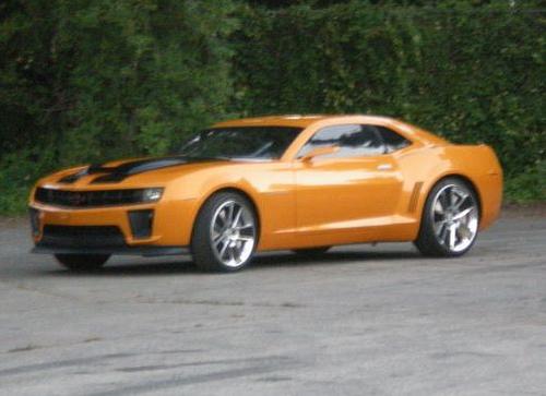 Transformers Revenge Of The Fallen Bumblebee Camaro Z28 20