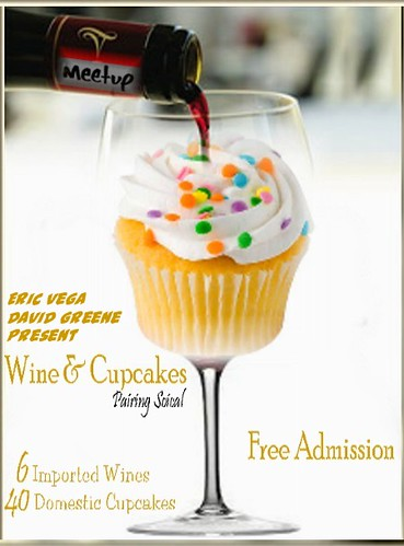 Wine And Cupcake Social Click Here For More Info See