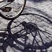 Vélo et son ombre