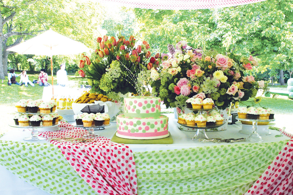 Backyard Birthday Party | Camille Styles Events, www ...