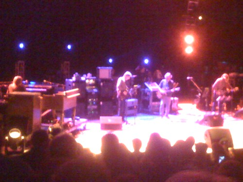 Furthur During She Came In Through The Bathroom Window Beatles Into Wheel Furthurband