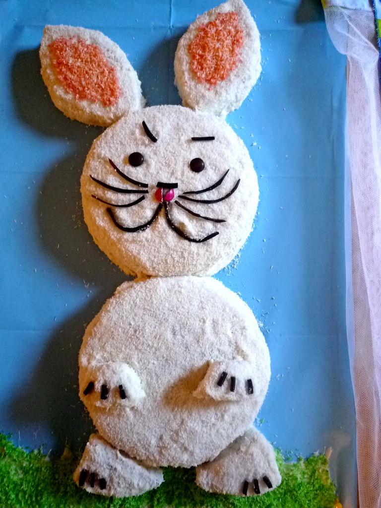 Make Easter Cake Decorations