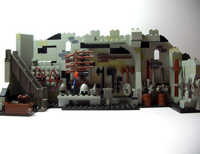 Lego MOC: Stark Armory by Tboniuss413 on DeviantArt
