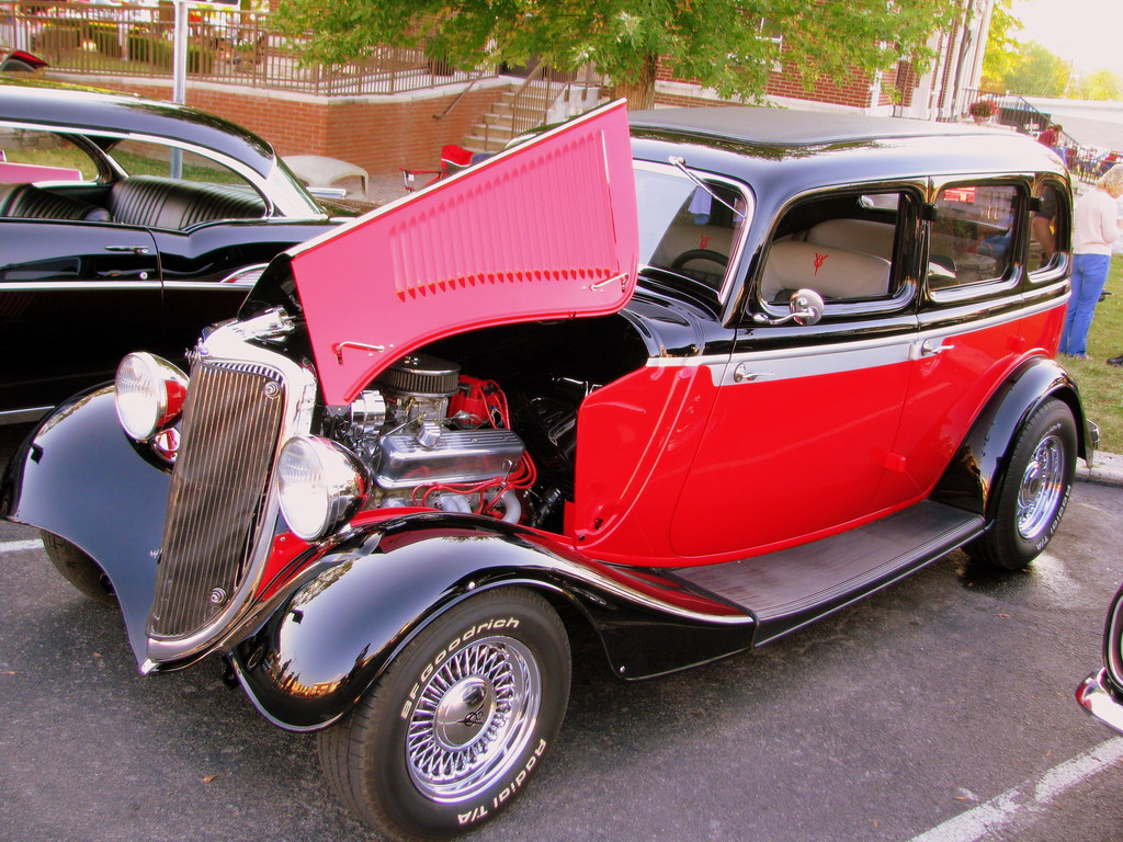 30 39 s ford seen at a car show in woodbury tn i don 39 t for Musictown motor cars tennessee