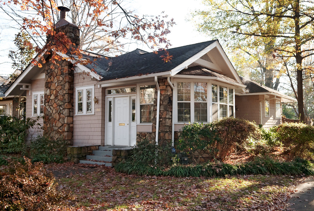 Craftsman home 1 elizabeth charlotte north carolina for Craftsman homes in charlotte nc