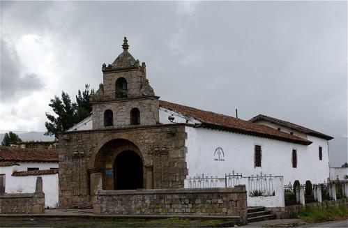 La primera iglesia del ecuador the first church of ecuad for Ministerios del ecuador