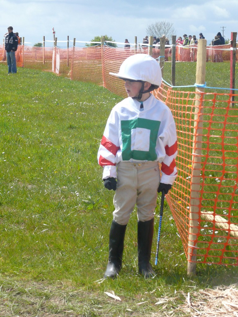 Small Jockey