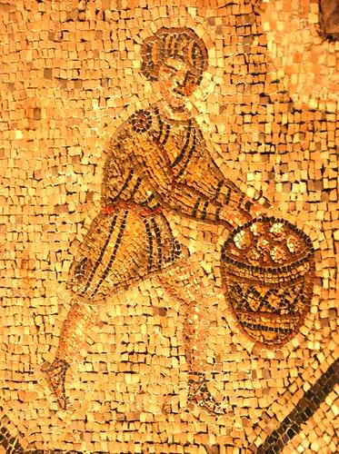 greek mosaic art