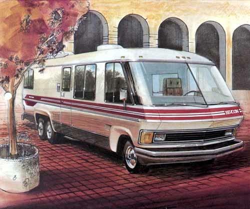 1978 79 Revcon Revcon Motorhome Photos Illustrations