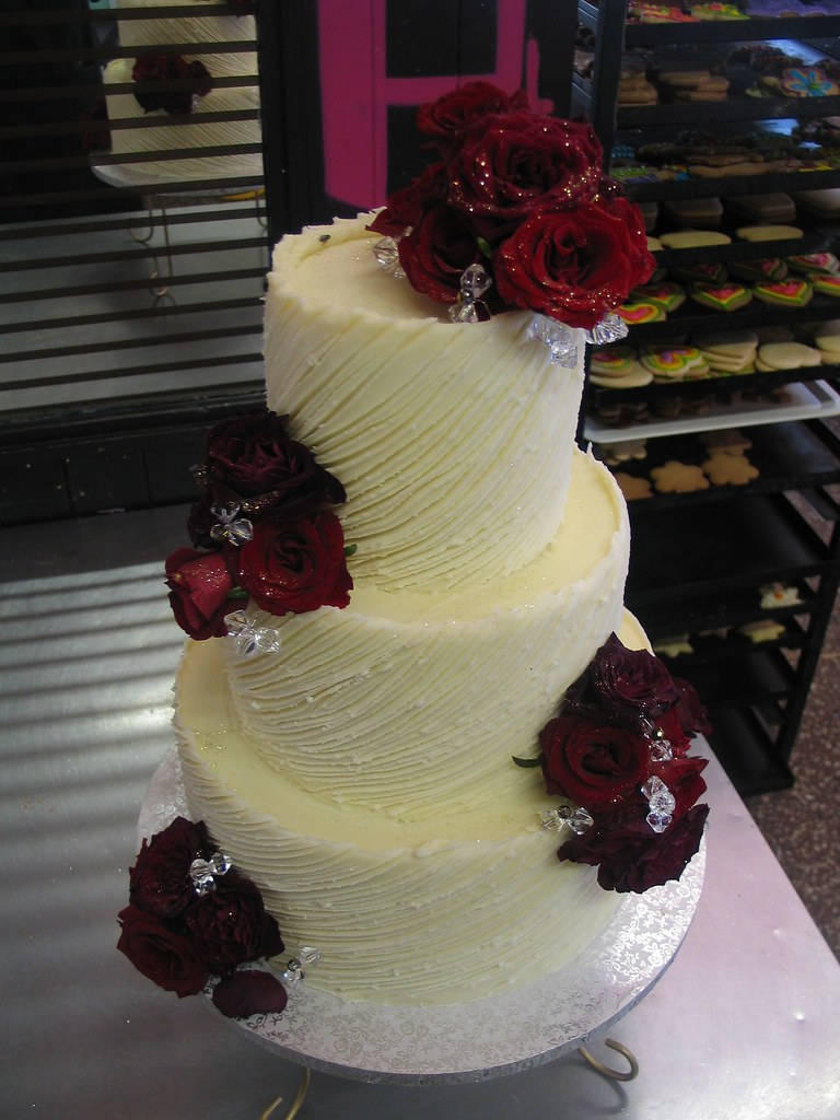 white chocolate wedding cake icing chocolate wedding cake iced in textured whi 27270