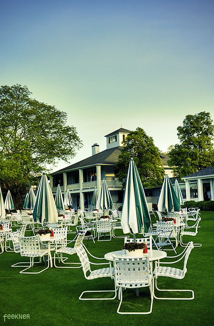 Golf Course Clubhouse Interior Design Ideas: Augusta National Golf Club Clubhouse - Masters Golf