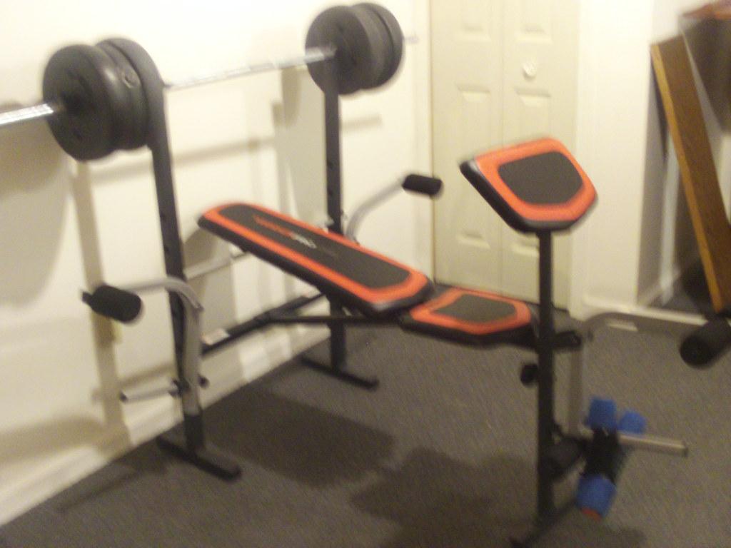 Weider Pro Bench Weights 60 Weider Pro Weight Bench Wit Flickr
