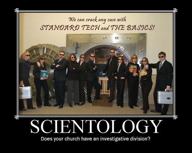 Osa Scientology