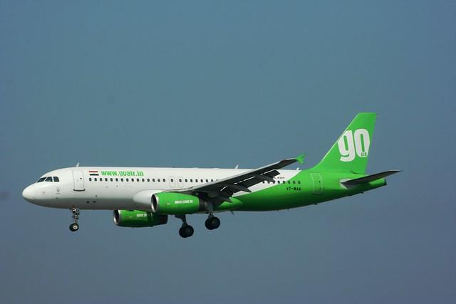 GOAIR 320-200 VT-WAA(cn455)