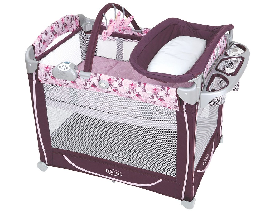 Graco Pack And Play Travel Cot Australia