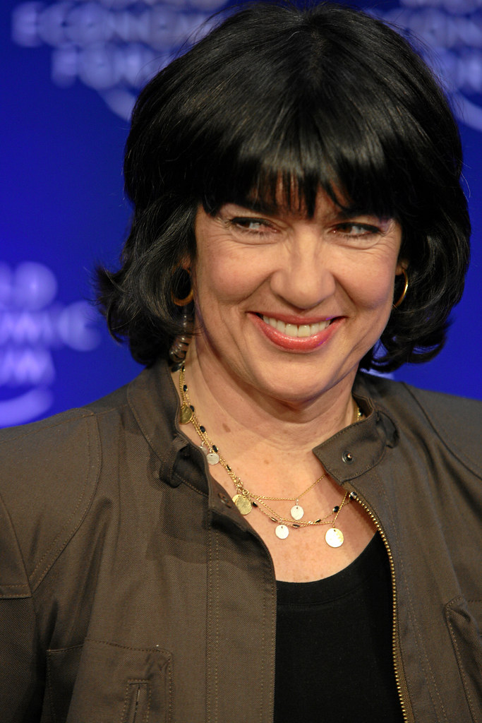 Christiane Amanpour - World Economic Forum Annual Meeting ...