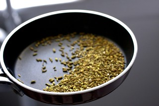 toasted fennel seeds | by smitten kitchen