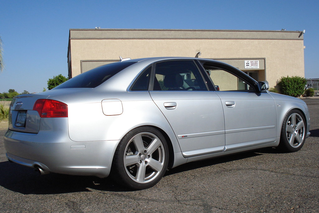 B7 Audi A4 w Koni Coilovers Installed | Koni Coilovers insta… | Flickr