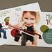 Music and Children Postcard