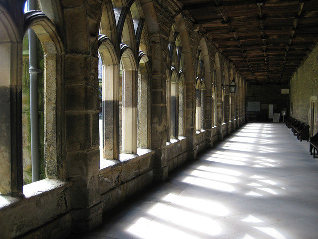 Durham Cathedral Courtyard | Taken during our trip June ...