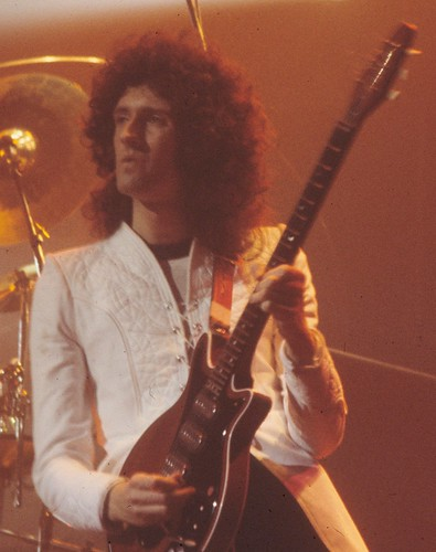 Queen - Brian May | by vagabondMusicCo