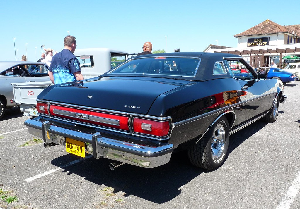 Ford Gran Torino Brougham 1976 | Cruise to the Royal Coach ...