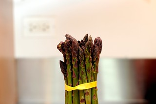 asparagus from the farmer's market | by sassyradish