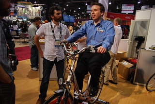 A leisurely ride on the Schwinn | by International CES