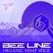 hemp wick bee line
