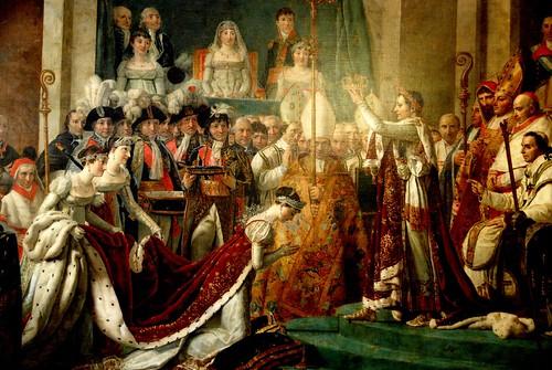 versailles napoleon crowning josephine by wvjazzman