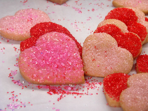 Treats Truck V Day cookies | by nycblondieandbrownie