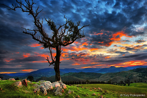 HDR Sunset | by -yury-