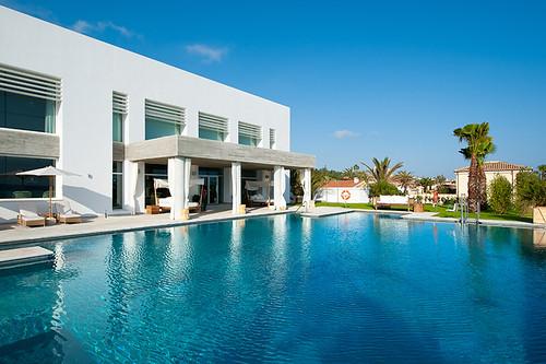 Vincci selecci n estrella del mar marbella piscina - Hotel estrella del mar marbella ...