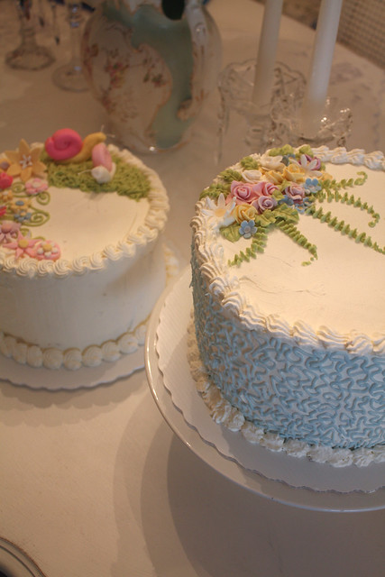 Cake Decorating Course Rhyl : Cake Decorating class My daughter and I took an ...