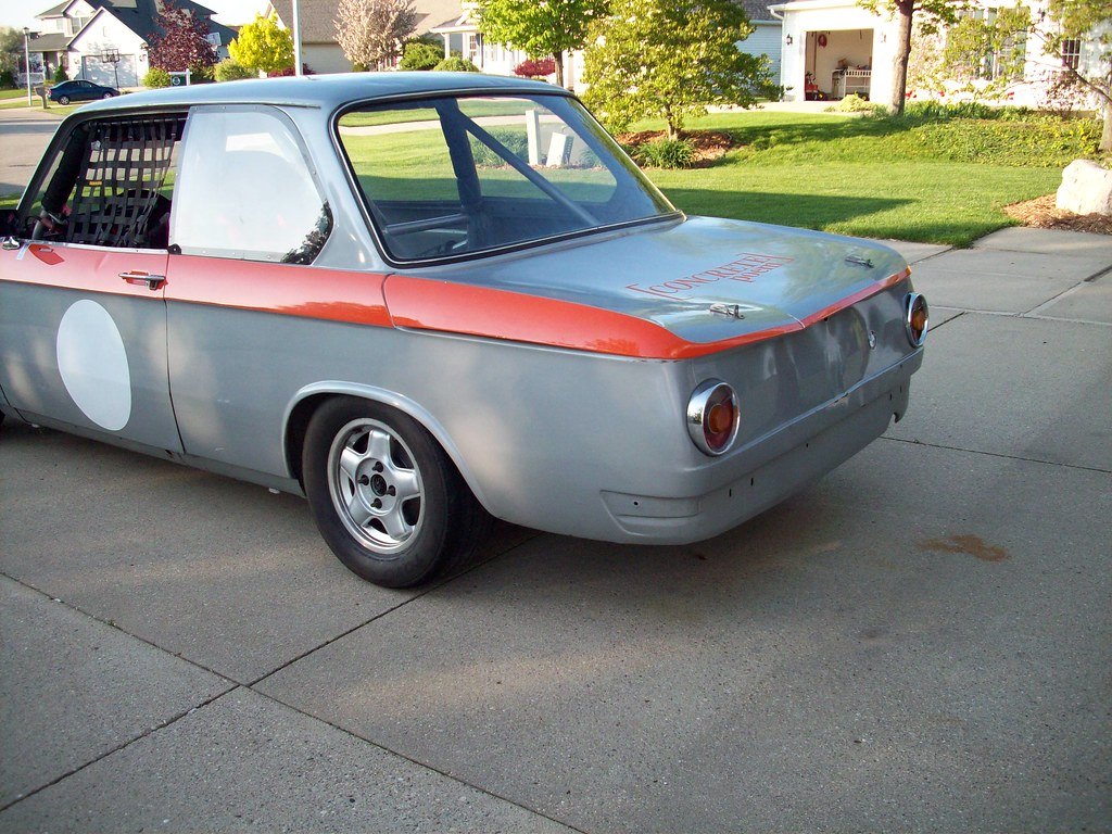 1972 bmw 2002 vintage scca race car for sale 13 bring a trailer flickr. Black Bedroom Furniture Sets. Home Design Ideas