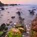 Rocks sunrise