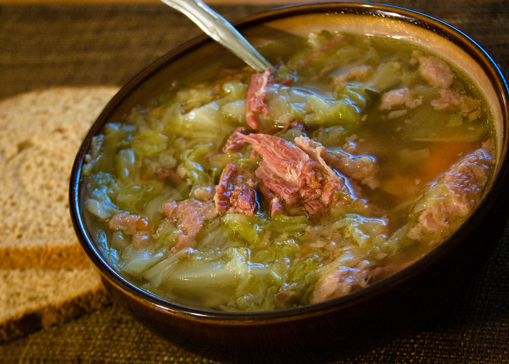 Corned Beef and Cabbage | Corned Beef and Cabbage! I made ...