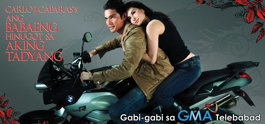 Marian Rivera and Dingdong Dantes - Roving Billboard for ...