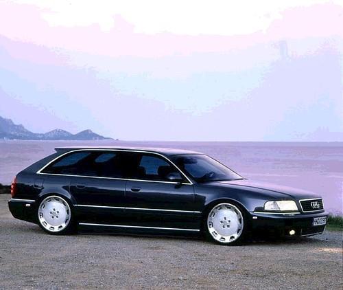 Audi a8 avant kent larsson edition ovanbilsen flickr