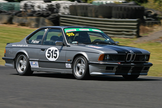 1986 bmw 635 m6 bmw open class tasman grand prix meeting flickr. Black Bedroom Furniture Sets. Home Design Ideas
