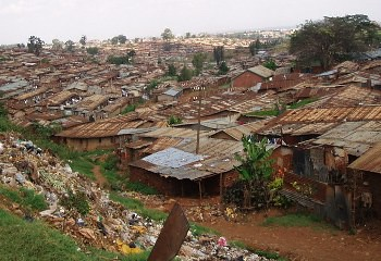 Kibera Slum, Kenya  Photo provided by Jessica Posner | by WNPR - Connecticut Public Radio